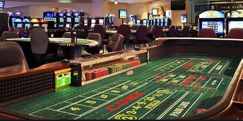 Casino gaming selection